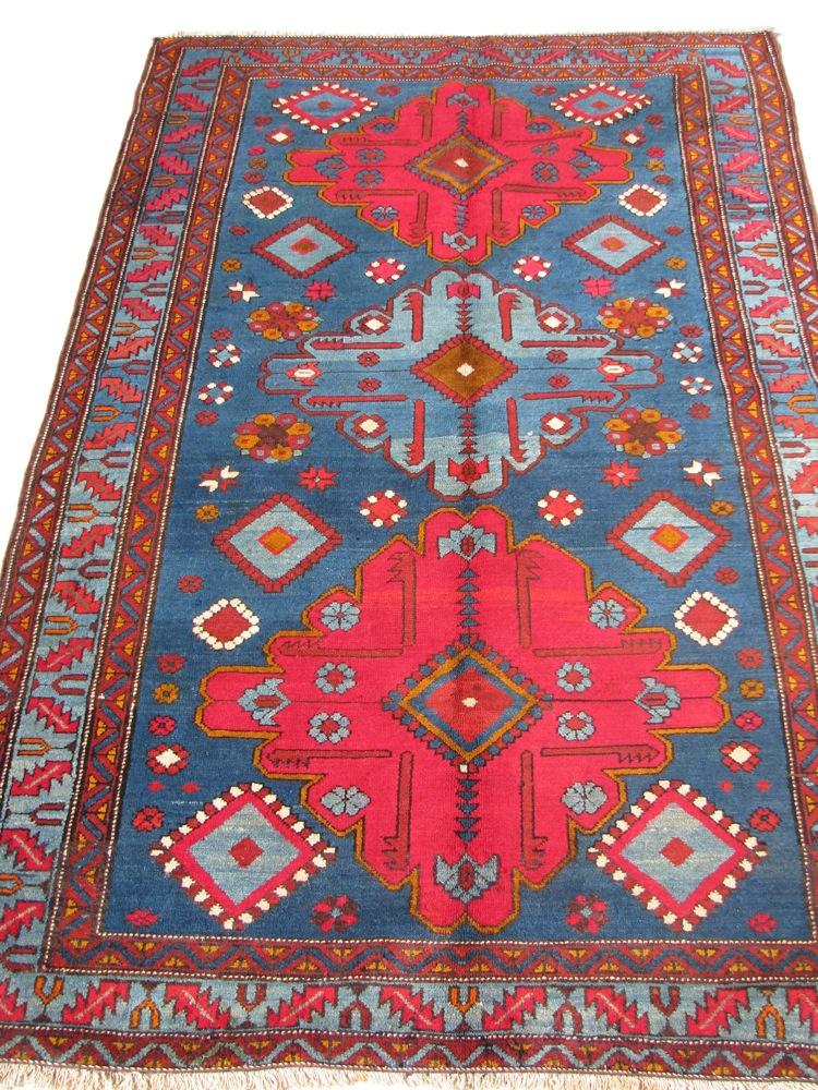 Azerbaijan Carpet Kazak 987 Oriental Rug And Carpet
