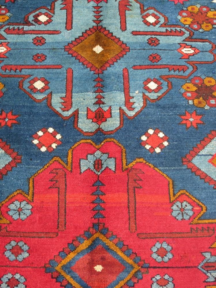 azerbaijan carpet kazak 987