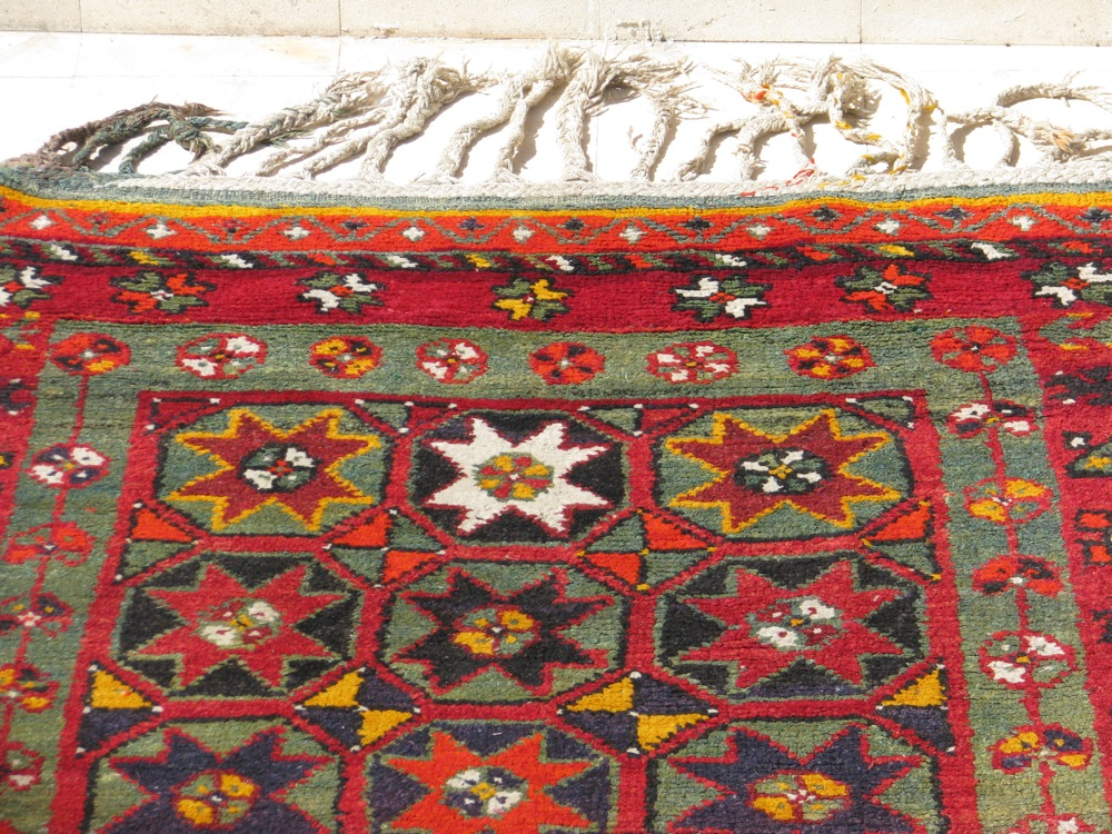 Syrian Kurdish Runner Oriental Rug And Carpet